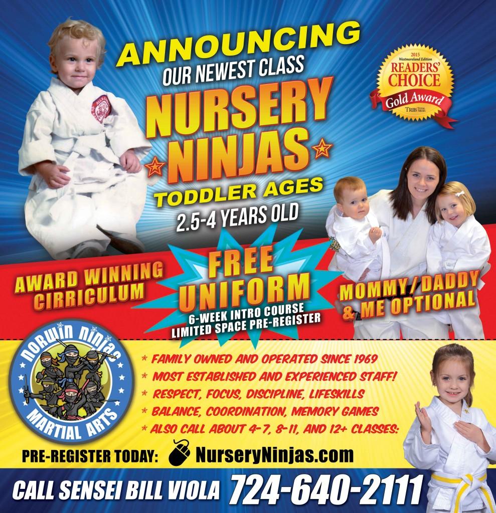 nursery ninjas
