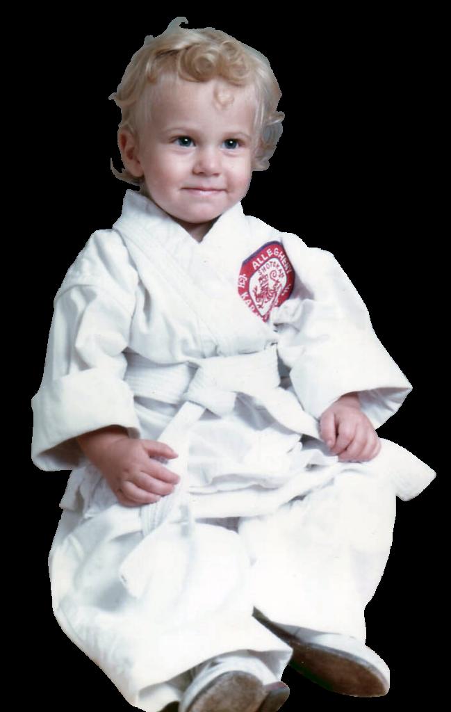 Toddler Bill Viola